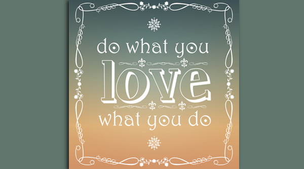 Marketing With Passion: Do What You Love